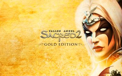Sacred 2 - Gold cover